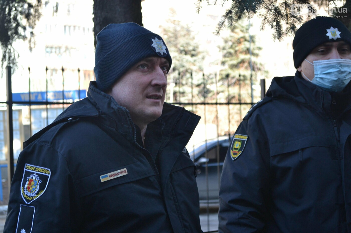 В Покровске почтили память погибшего от рук террористов спецназовца Виталия Мандрыка, фото-4