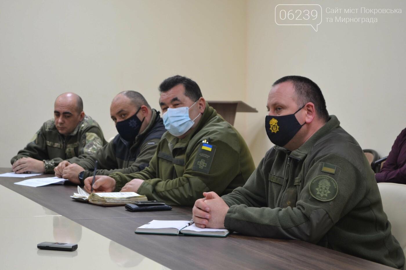 Микола Шабельник провів робочу нараду з представниками силових структур міста, фото-7