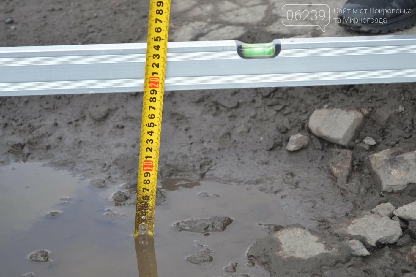 Попал в яму — сам виноват: копы составили протокол на водителя из Покровска, который, въехав в яму, повредил авто, фото-21