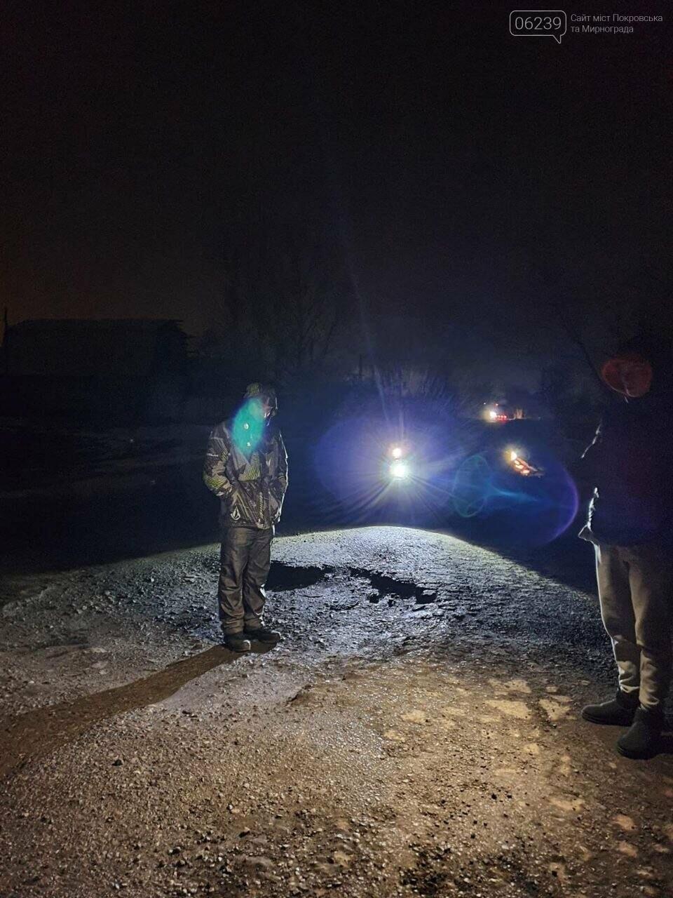 Попал в яму — сам виноват: копы составили протокол на водителя из Покровска, который, въехав в яму, повредил авто, фото-8
