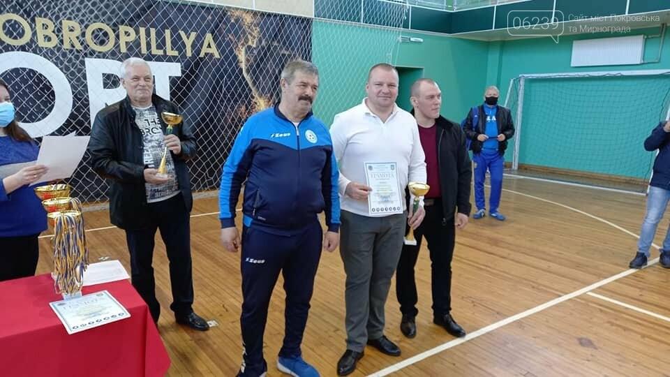 Учасники спартакіади гідно представили Покровський район на змаганнях серед депутатів, фото-4