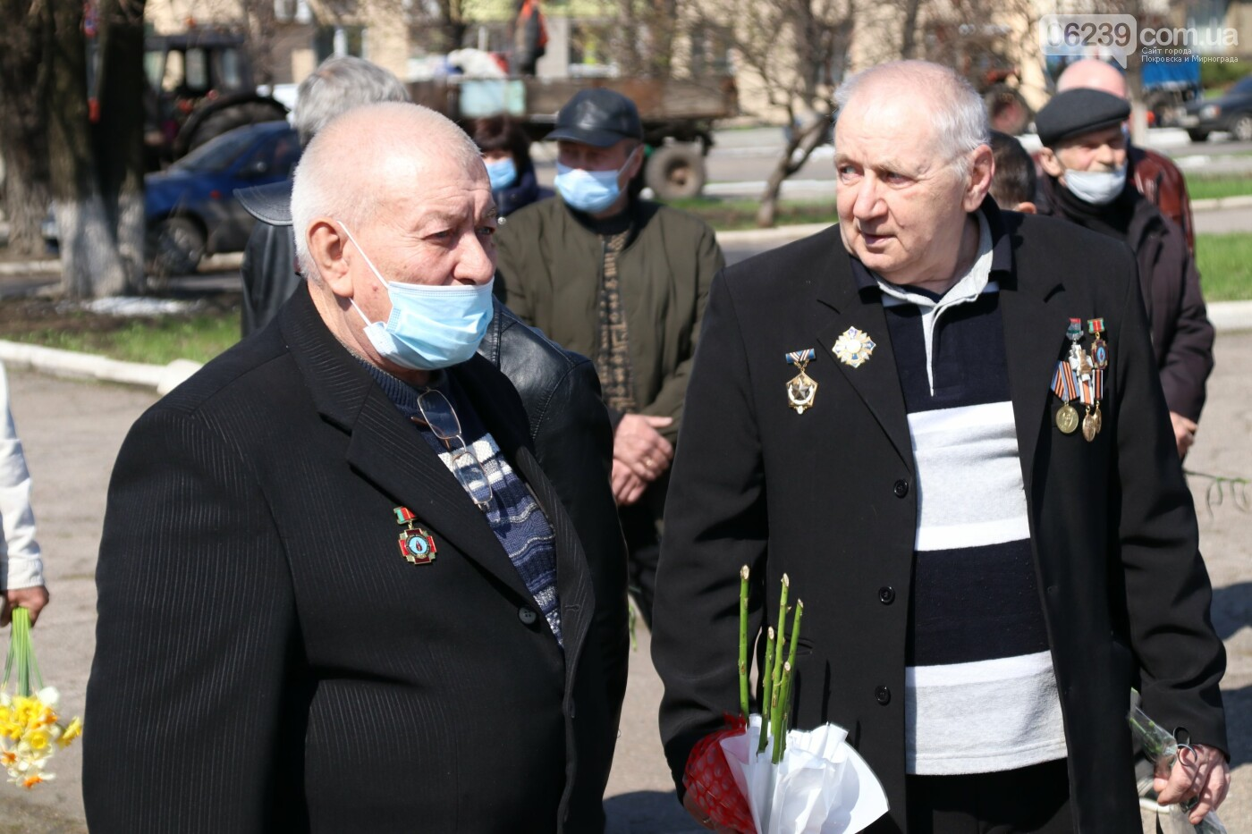 35-я годовщина трагедии: в Мирнограде почтили память ликвидаторов аварии на ЧАЭС, фото-3
