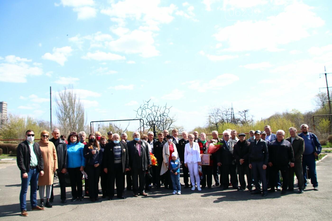 35-я годовщина трагедии: в Мирнограде почтили память ликвидаторов аварии на ЧАЭС, фото-13