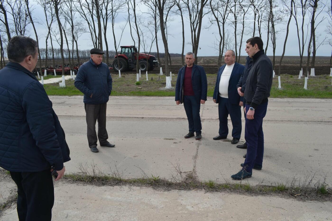 Руководство Покровской РГА и райсовета посетили Шаховскую ОТГ, - ФОТОРЕПОРТАЖ, фото-38