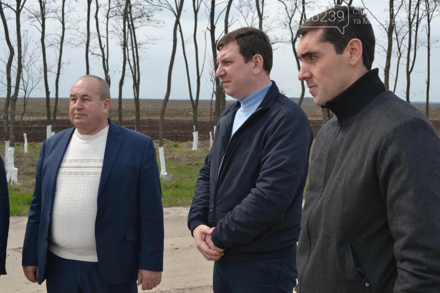 Руководство Покровской РГА и райсовета посетили Шаховскую ОТГ, - ФОТОРЕПОРТАЖ, фото-45
