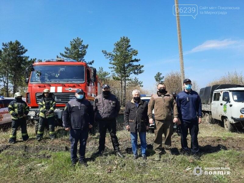 Покровській ОТГ рятувальники та поліцейські відпрацювали спільні дії у разі виникнення надзвичайної ситуації, фото-1