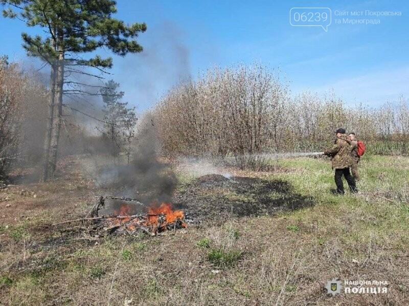 Покровській ОТГ рятувальники та поліцейські відпрацювали спільні дії у разі виникнення надзвичайної ситуації, фото-6