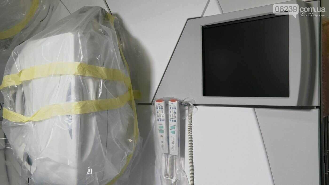 На Донетчине готовят к запуску аппарат для лечения онкологических заболеваний , фото-1