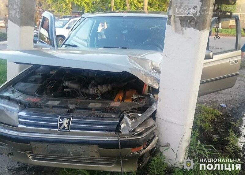 З початку року Покровське районне управління поліції зафіксувало 62 ДТП з постраждалими, фото-1