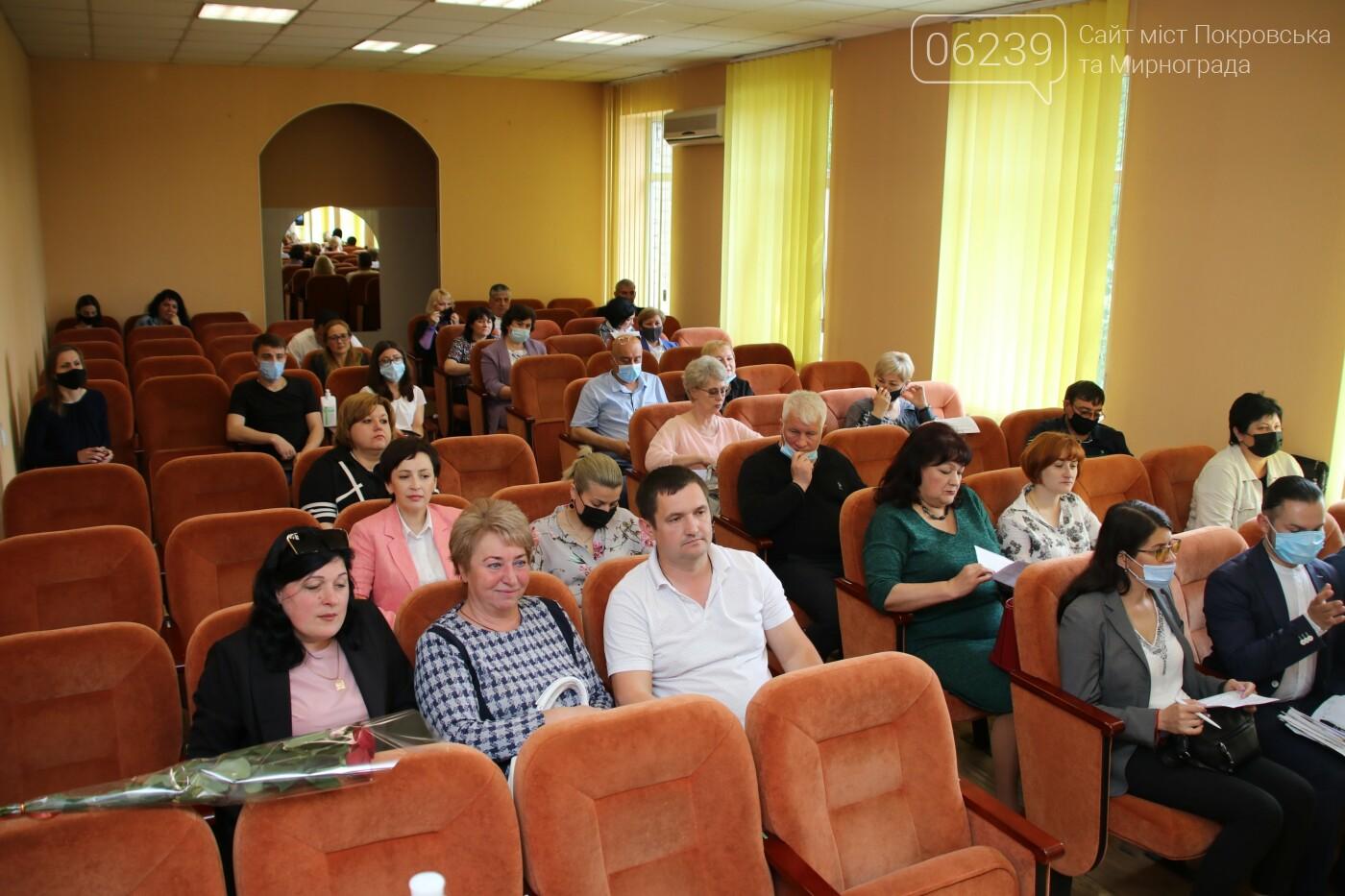 Вопросы благоустройства города и местного бюджета: в Мирнограде состоялась сессия городского совета, фото-2