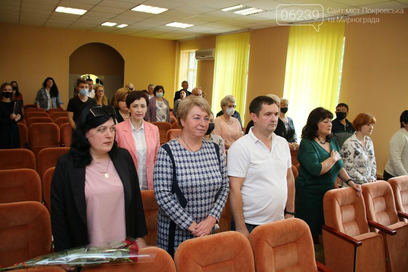 Вопросы благоустройства города и местного бюджета: в Мирнограде состоялась сессия городского совета, фото-5