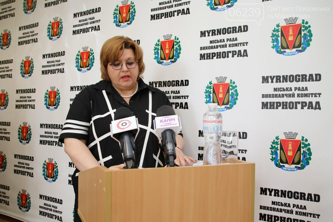 Вопросы благоустройства города и местного бюджета: в Мирнограде состоялась сессия городского совета, фото-8