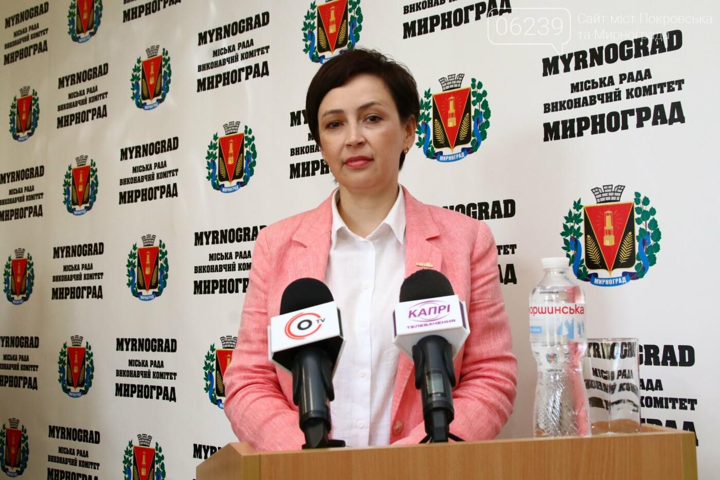 Вопросы благоустройства города и местного бюджета: в Мирнограде состоялась сессия городского совета, фото-13