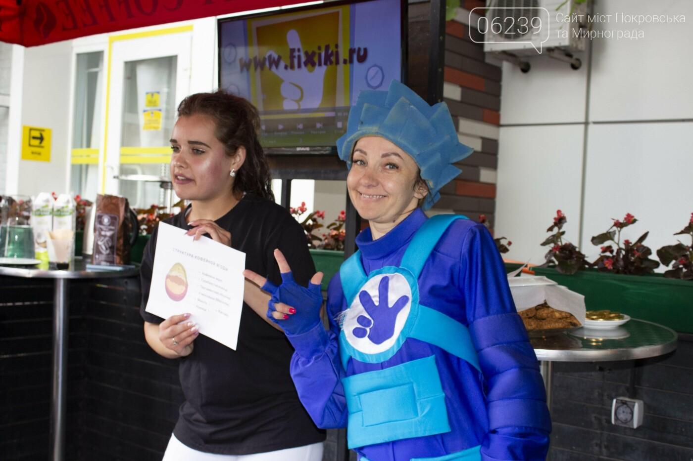 В Покровске прошла благотворительная акция для детей с инвалидностью, - ФОТО, фото-8