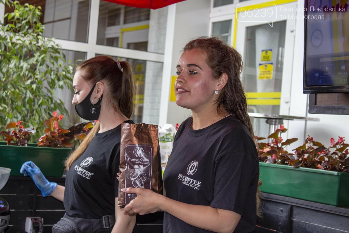 В Покровске прошла благотворительная акция для детей с инвалидностью, - ФОТО, фото-4