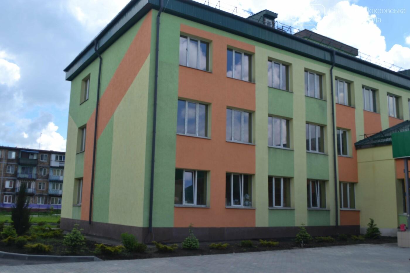 «Большое строительство»: в Новогродовке завершается капитальный ремонт опорной школы, фото-3