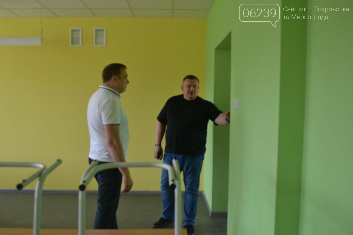 «Большое строительство»: в Новогродовке завершается капитальный ремонт опорной школы, фото-22