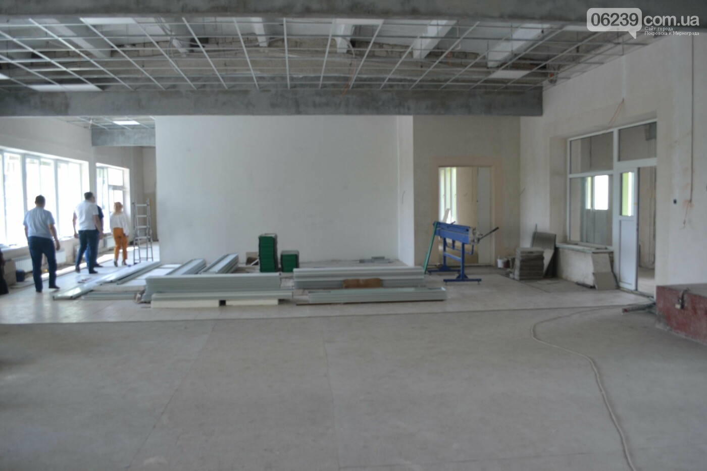 «Большое строительство»: в Новогродовке завершается капитальный ремонт опорной школы, фото-19
