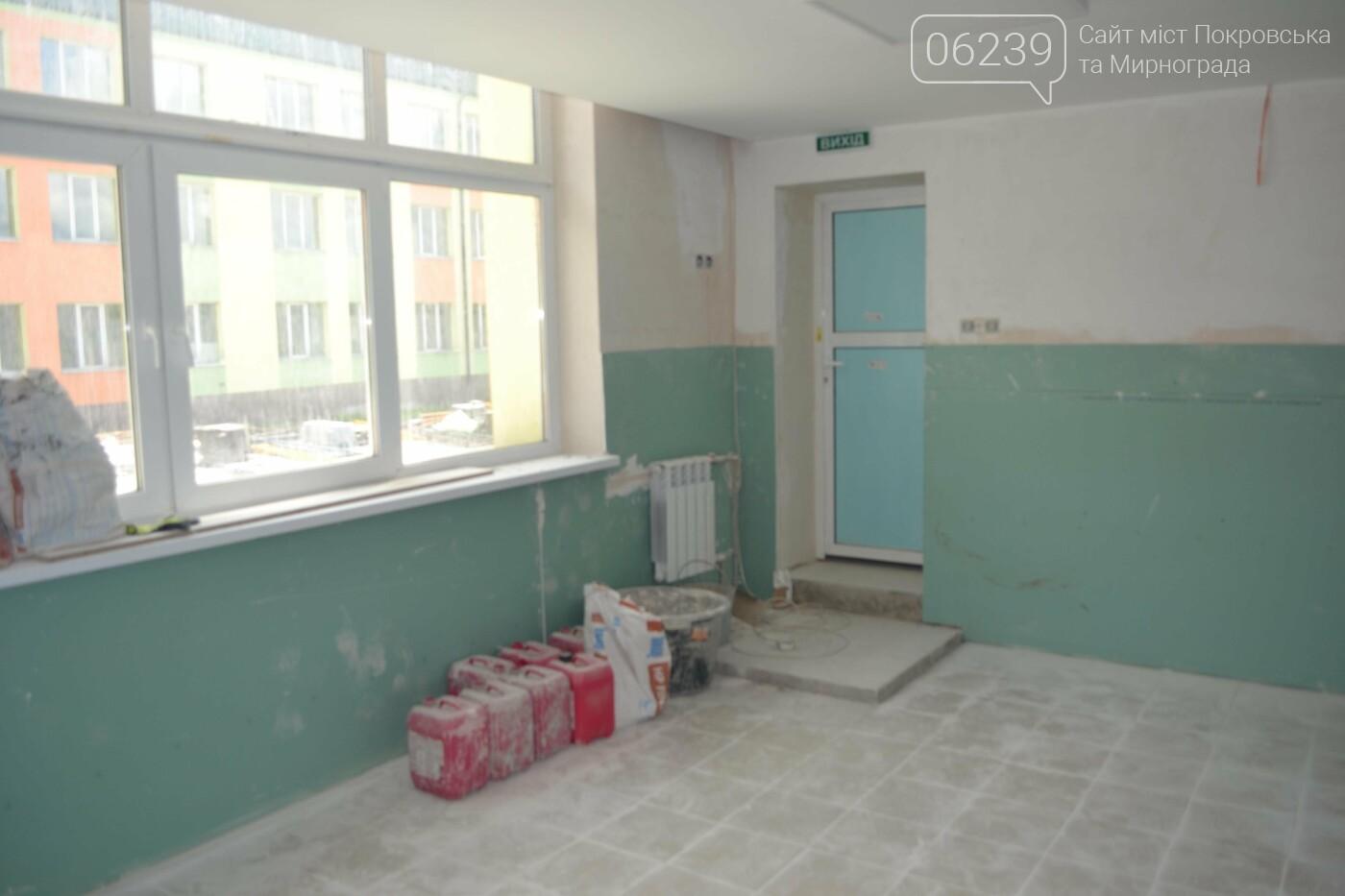 «Большое строительство»: в Новогродовке завершается капитальный ремонт опорной школы, фото-20