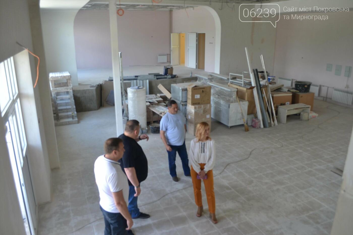 «Большое строительство»: в Новогродовке завершается капитальный ремонт опорной школы, фото-17