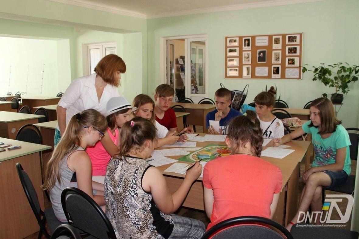 У Покровську відбувся науковий пікнік, фото-14