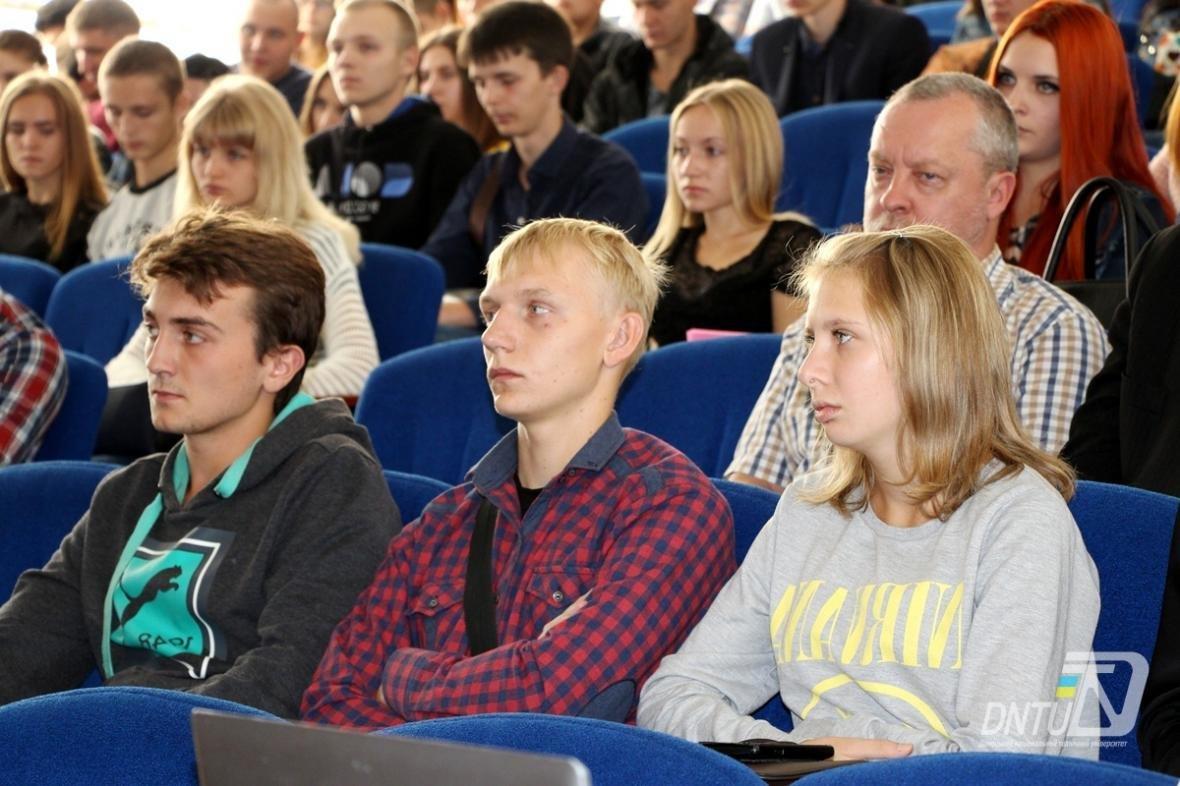 В ДонНТУ пройшла зустріч представників групи компаній ДТЕК зі студентами , фото-2