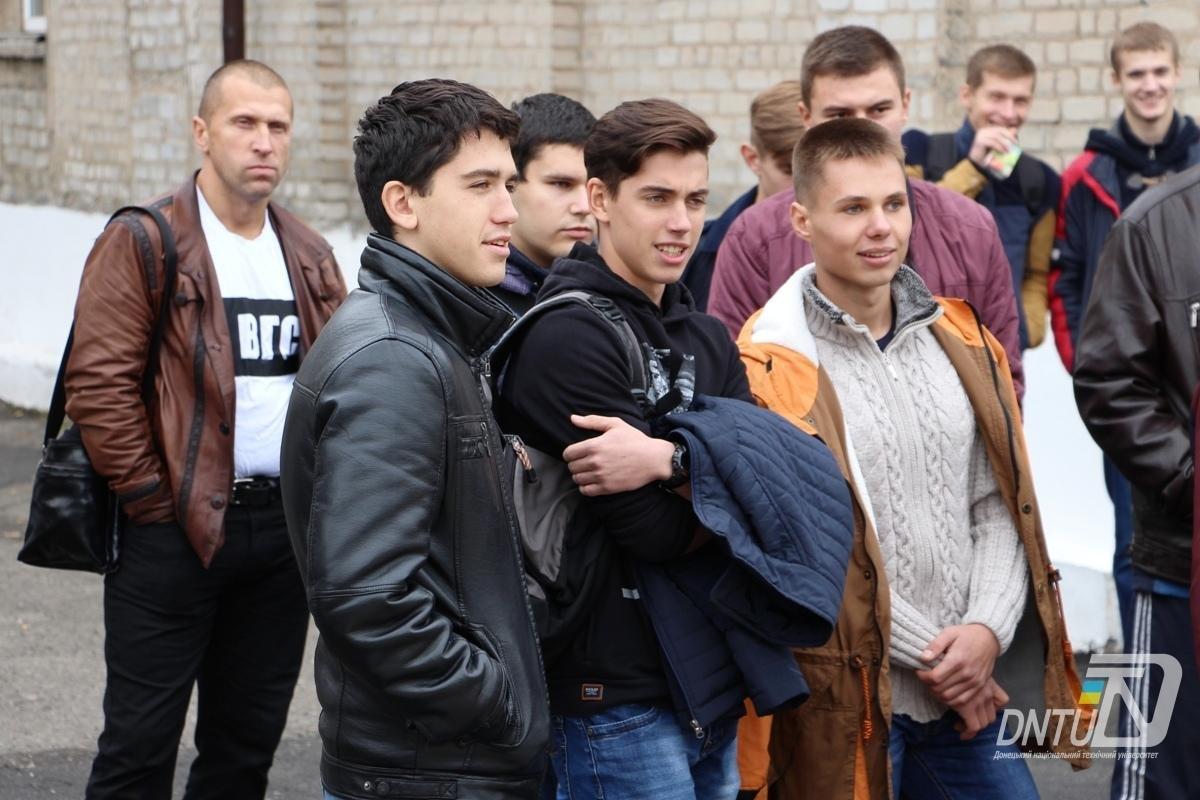 У Покровську на базі ДонНТУ пройшов турнір зі street workout , фото-4