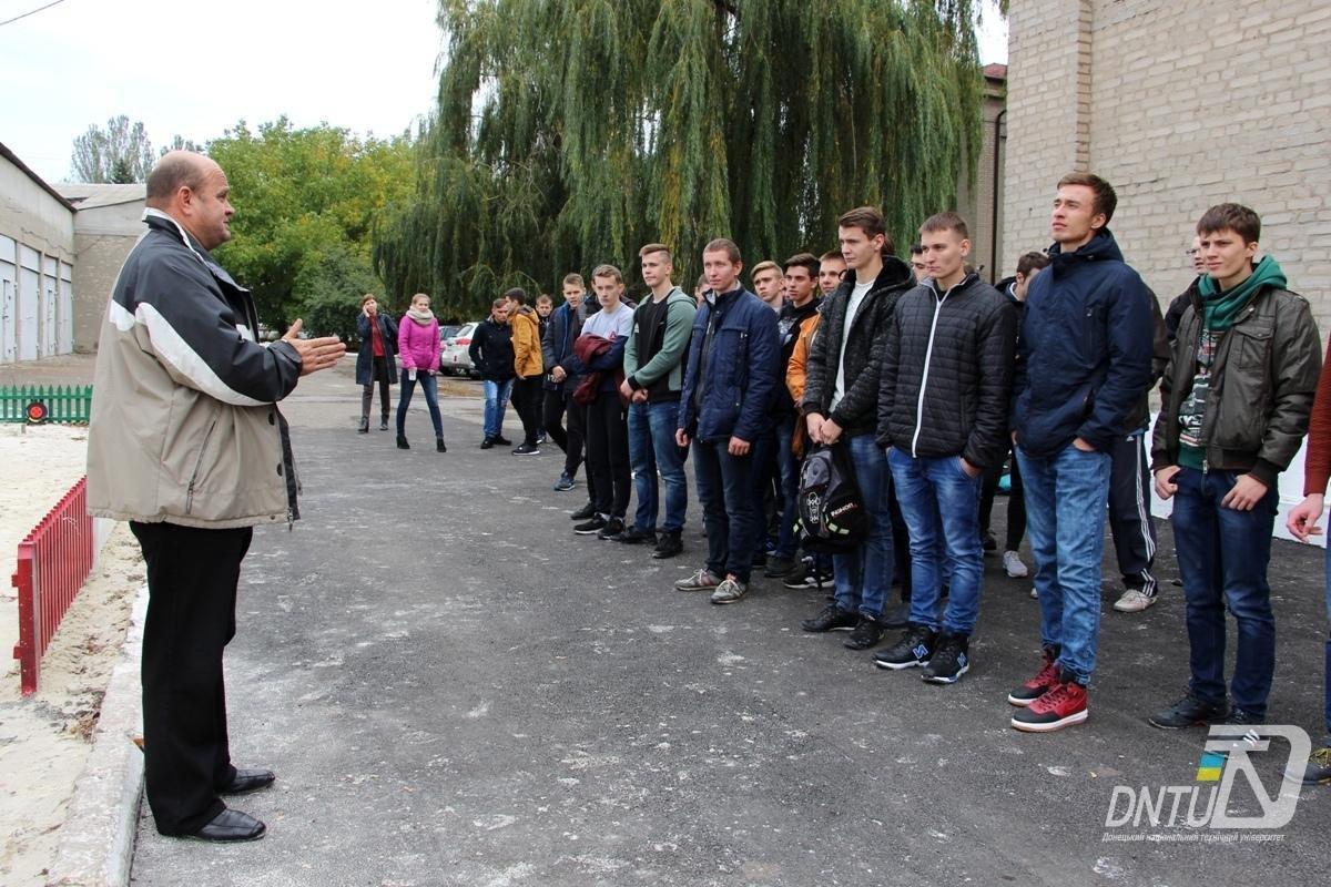 У Покровську на базі ДонНТУ пройшов турнір зі street workout , фото-1