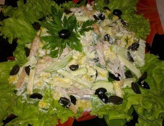 Как быстро приготовить полезные салаты?, фото-1
