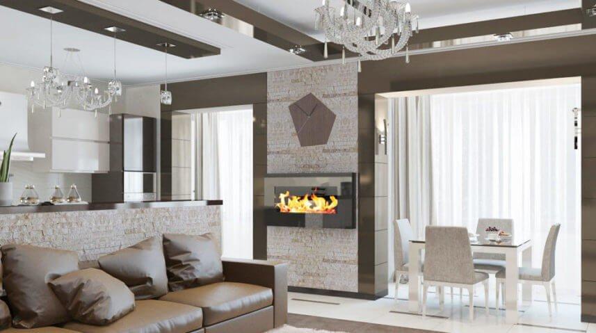 Современный дизайн и ремонт квартиры по оптимальной цене, фото-6