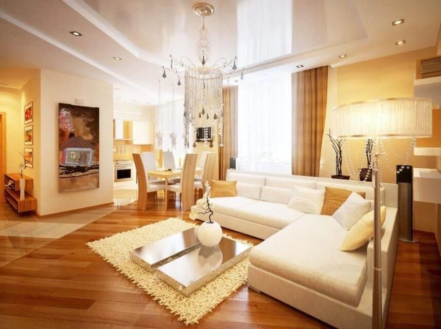 Современный дизайн и ремонт квартиры по оптимальной цене, фото-1
