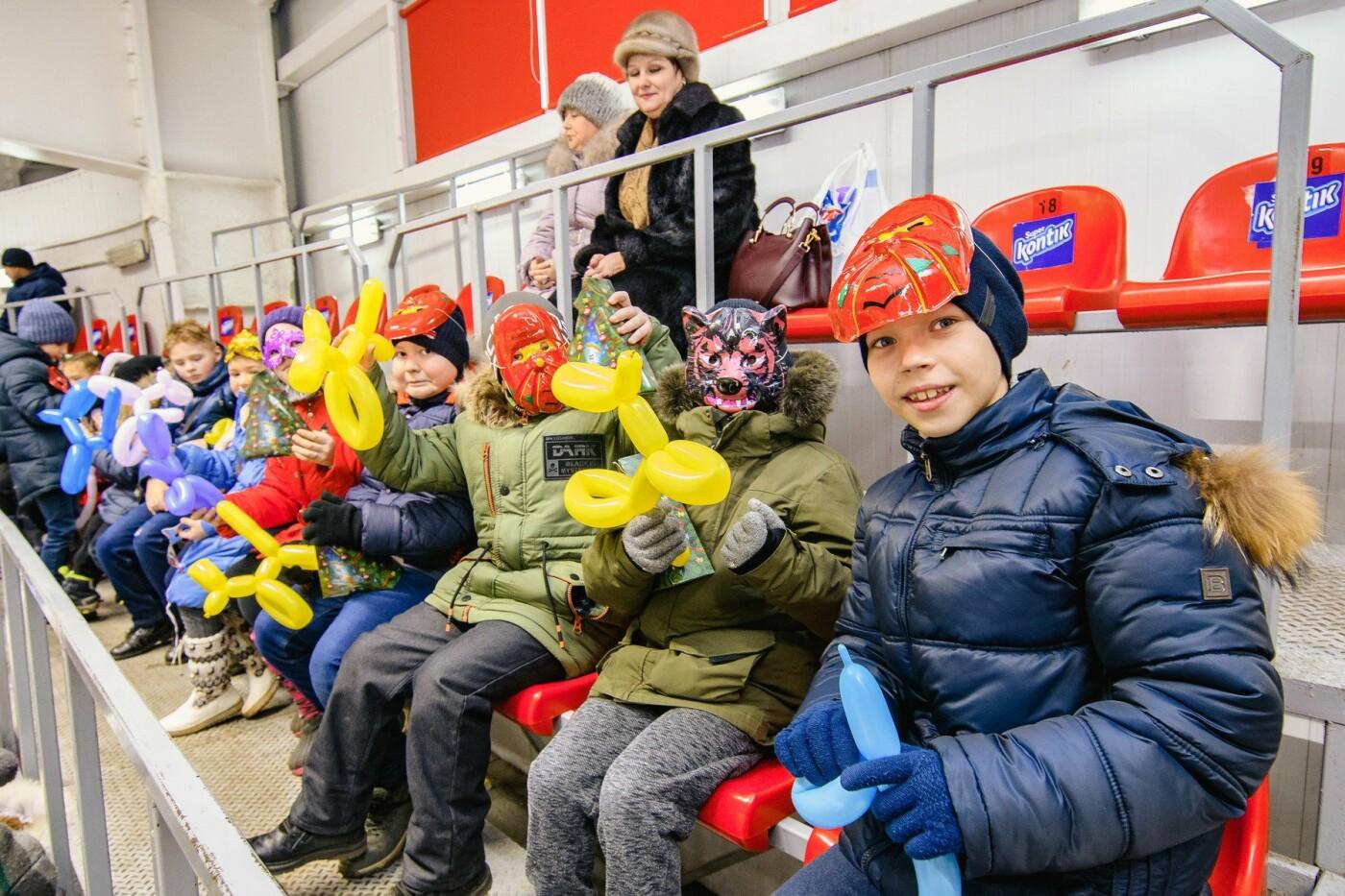 Как проходит День Николая в Донецкой области: праздник на льду и 60 000 подарков , фото-1