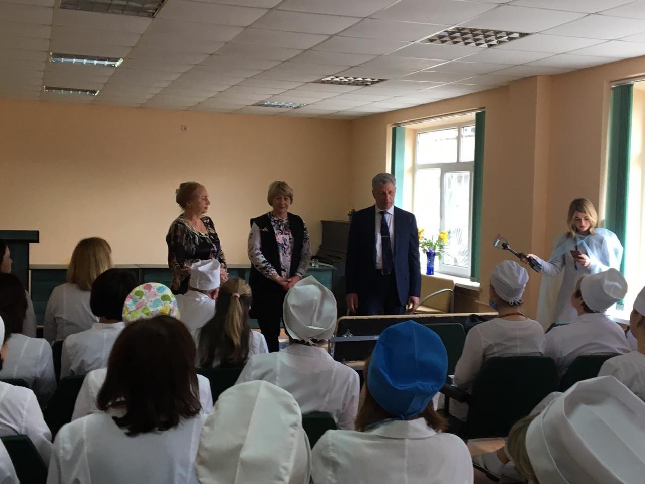 Юрий Бойко: Зарплата врача должна быть минимум 15 тысяч гривен, фото-2