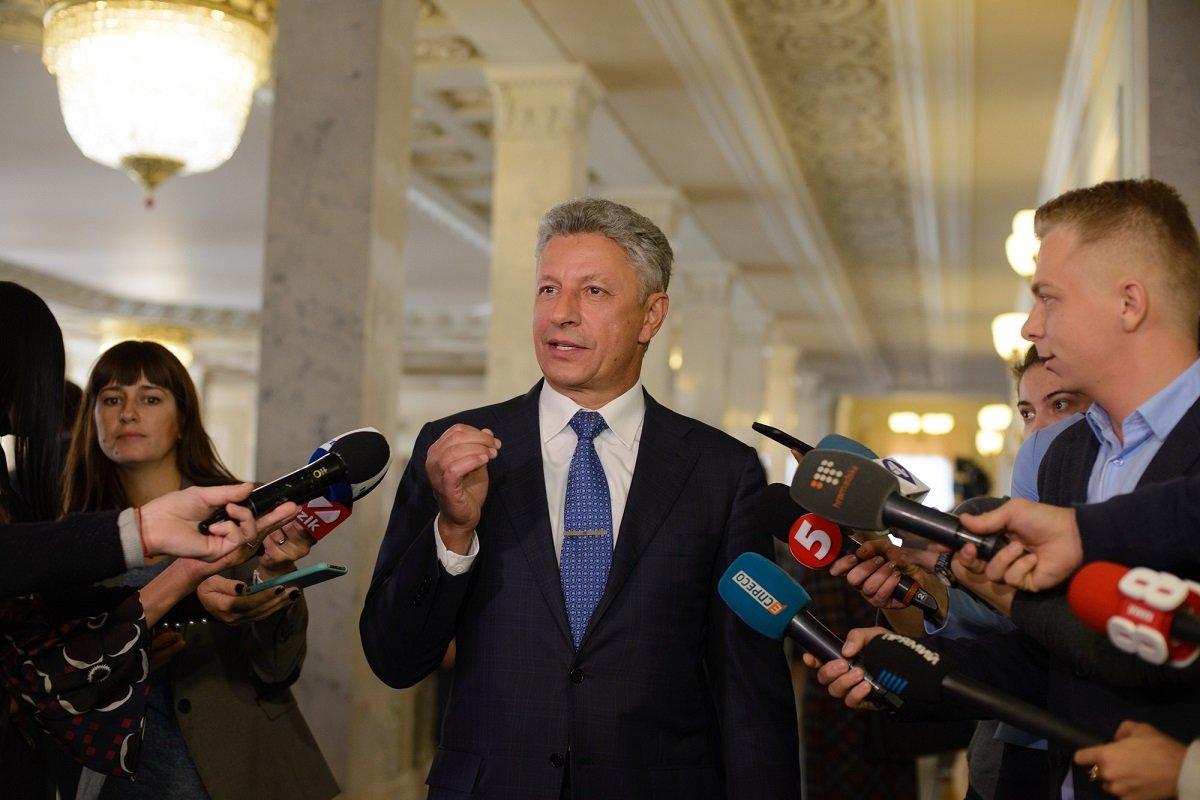 Юрий Бойко: «Мы знаем, как завершить войну, навести порядок в экономике и преодолеть нищету украинских семей. Мы идем на выборы», фото-1