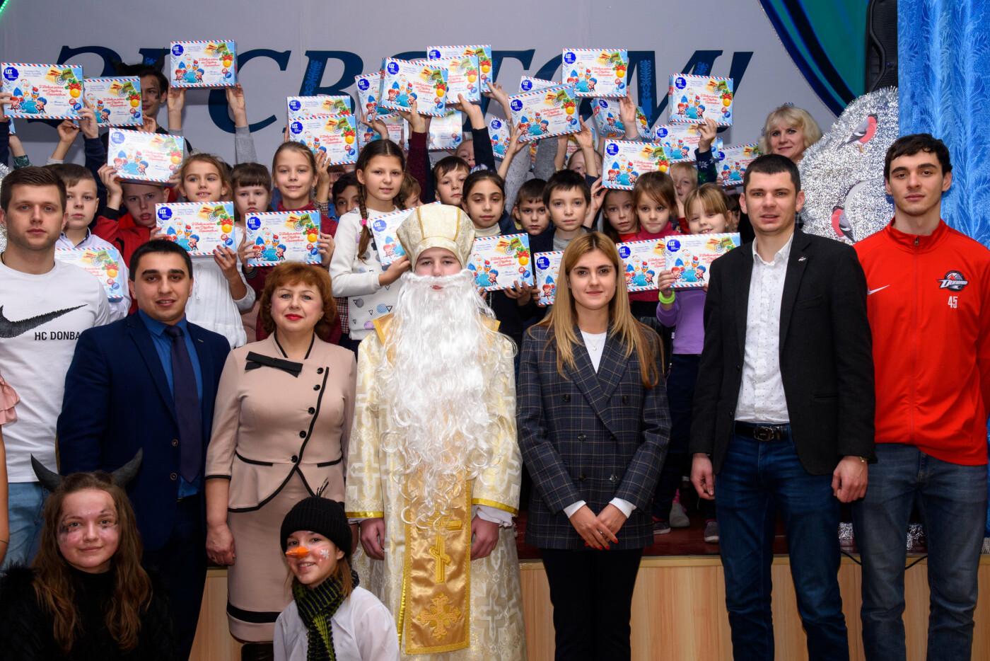 В День Николая 61000 школьников получили сладкие подарки от Фонда Бориса Колесникова, фото-9