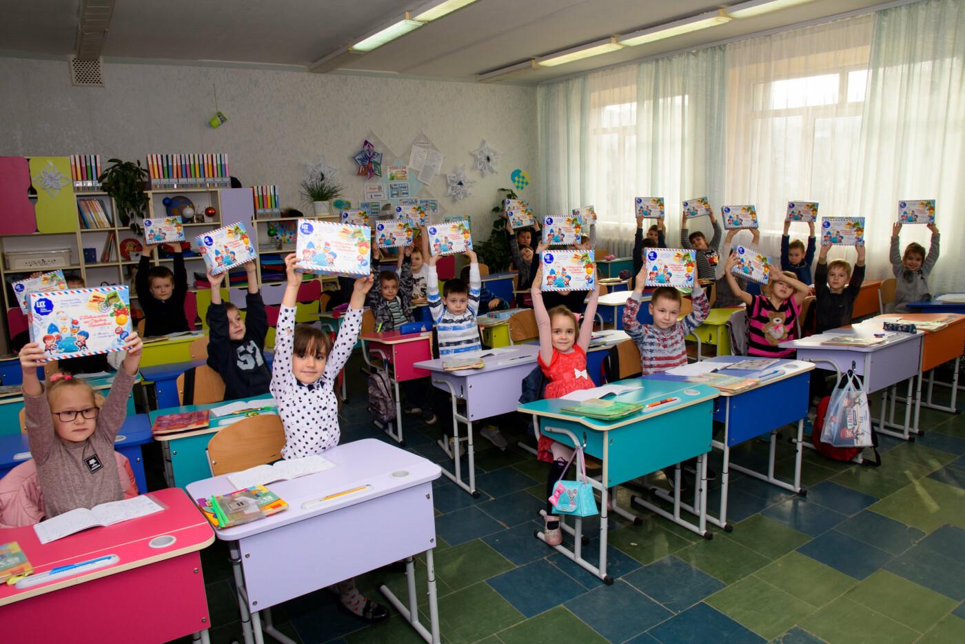 В День Николая 61000 школьников получили сладкие подарки от Фонда Бориса Колесникова, фото-1
