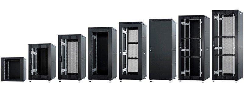 Как выбрать телекоммуникационный или серверный шкаф? , фото-1