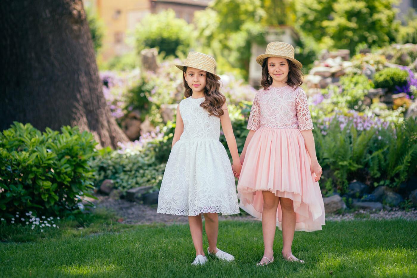 Дизайнерская одежда для девочек в возрасте 10 лет, фото-1