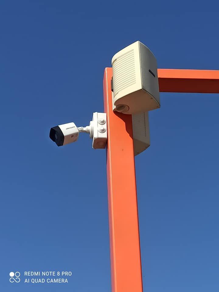 """В """"Юбилейном"""" в районе зон спортивных локаций установлены камеры видеонаблюдения, фото-2"""