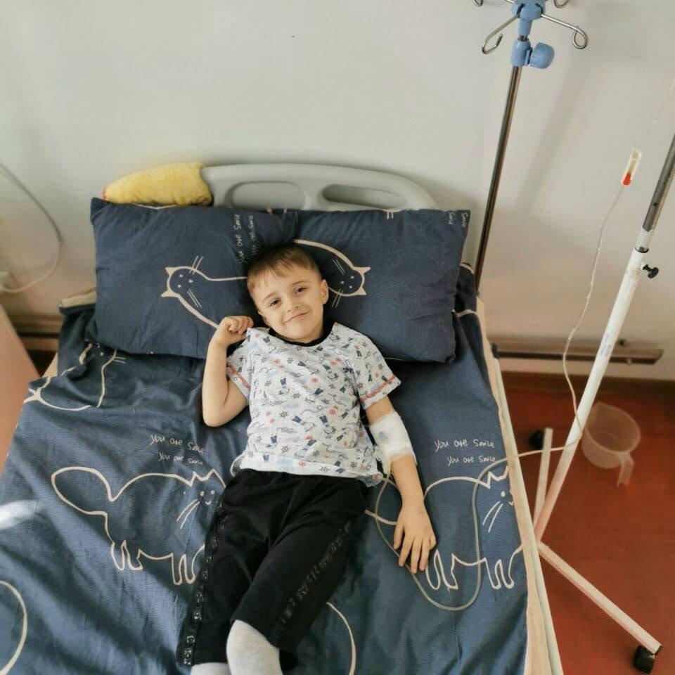 В Новогродовке собирают средства для четырёхлетнего мальчика с раком крови, фото-2