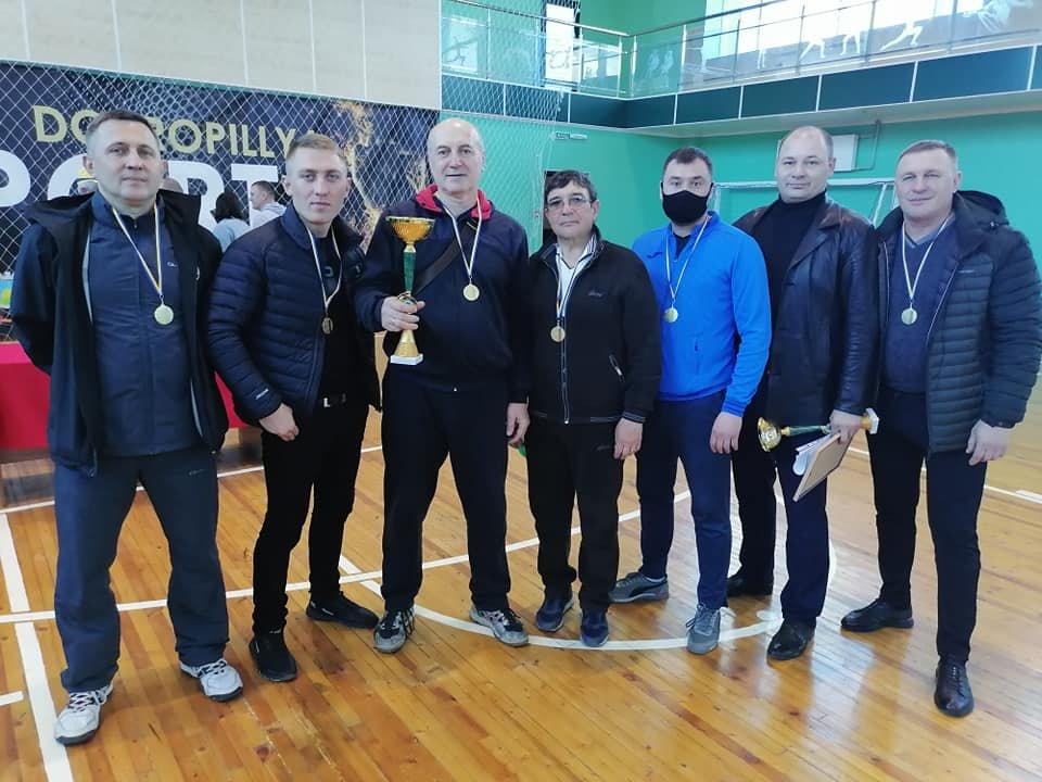Спартакіада серед депутатів: команда Покровського району посіла I місце в змаганнях з волейболу, фото-1