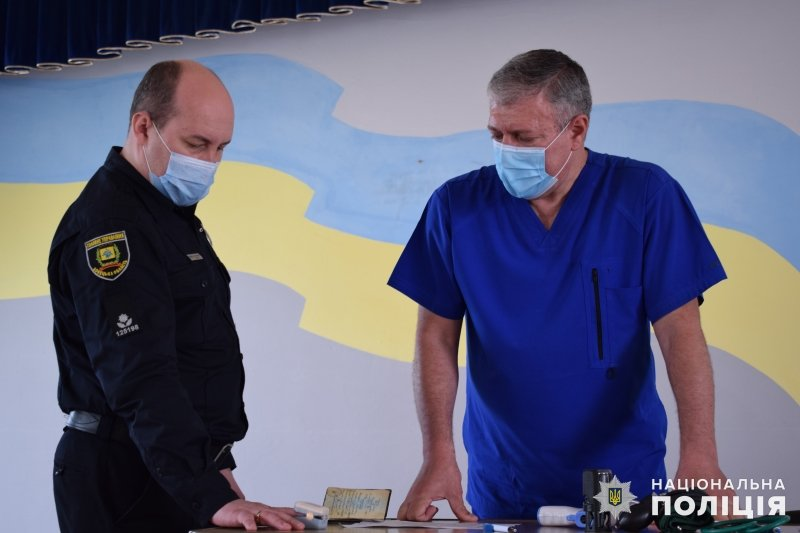 У Покровську від COVID-19 почали вакцинувати поліцейських, фото-4