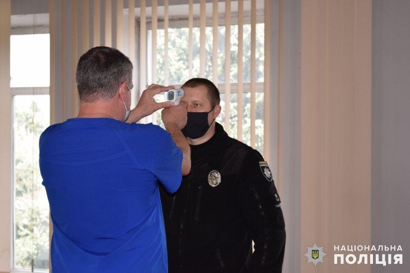 У Покровську від COVID-19 почали вакцинувати поліцейських, фото-5