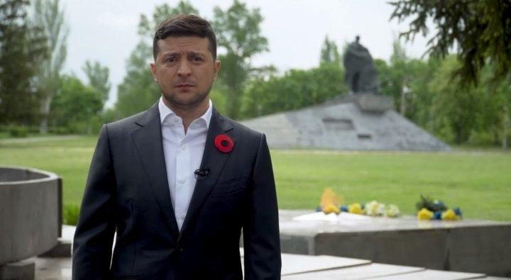Зеленский обратился к украинцам по случаю Дня памяти и примирения, Анастасия Сенникова