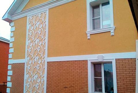 Фасадные профили